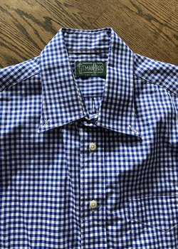 Price Drop: Gitman Vintage Flannel Shirts Size L