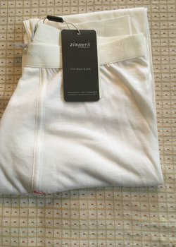 NWT Zimmerli Long Johns Size S