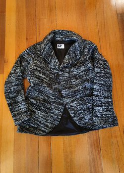 Engineered Garments Shawl Collar Knitted Jacket M