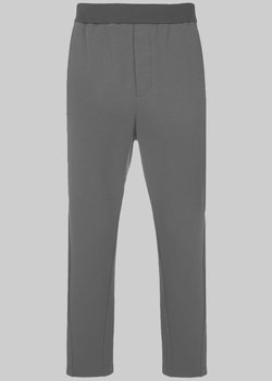 MARNI Elastic-waist Tapered Sweatpants Track Lounge Pants Tobacco Cotton IT48/31-33