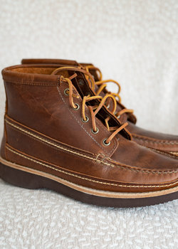 8D Maine Moccasin Boot