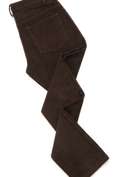 NWT Spier & Mackay 5 Pocket Cords - Dark Brown - 32 Slim