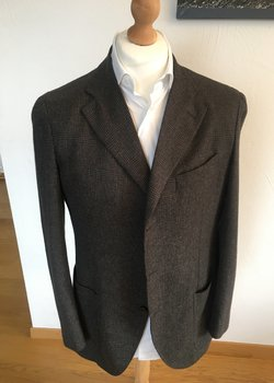 March 12th DROP Loro Piana 1/4 Lined sports coat