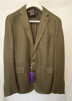 NEW Ralph Lauren Purple Label 42R Sport Coat