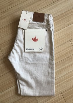 Shockoe Atelier Natural Denim NWT 32 (See Measurements)