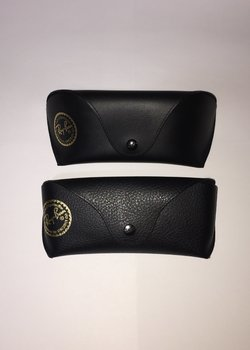 Lot of 2 Ray-Ban Cases for Sunglasses