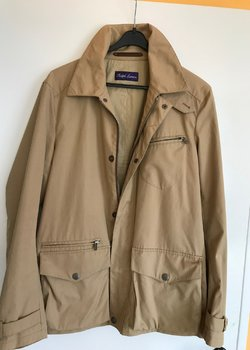 RALPH LAUREN PURPLE LABEL JACKET, SIZE M