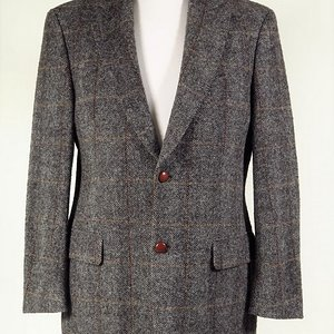 Barutti Harris Tweed Jacket
