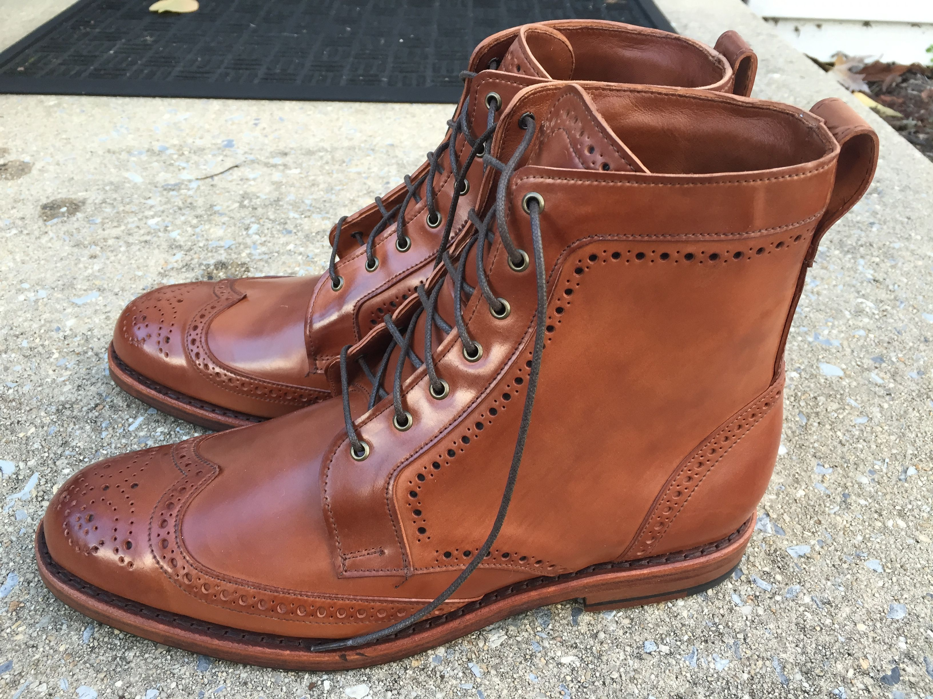 BackInTheJox's photos in The Shell Cordovan, non-Alden Shoe and Boot Thread