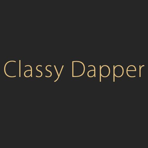 www.classydapper.com