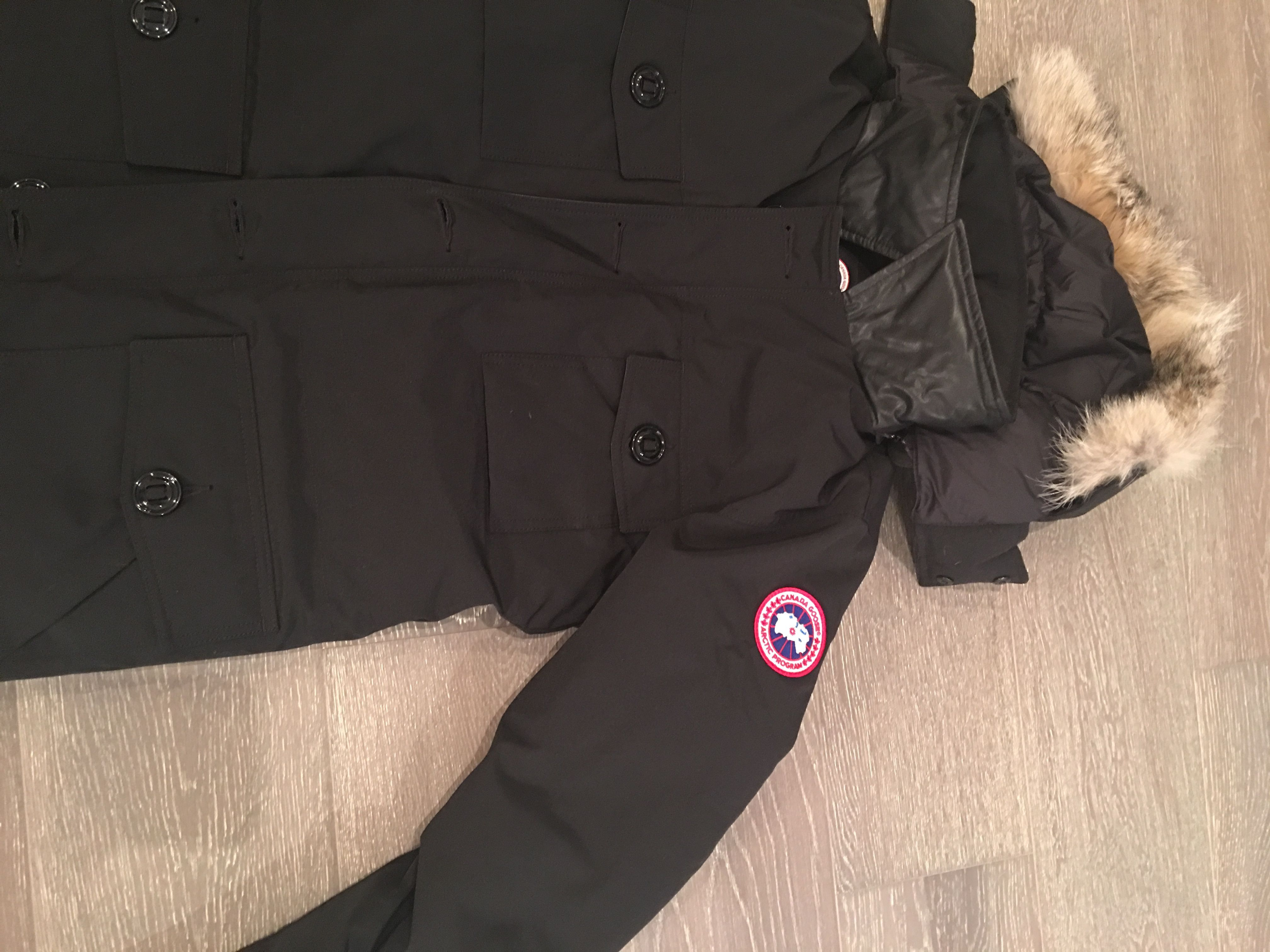 seattlesf's photos in NWT Canada Goose Banff Parka Small Black