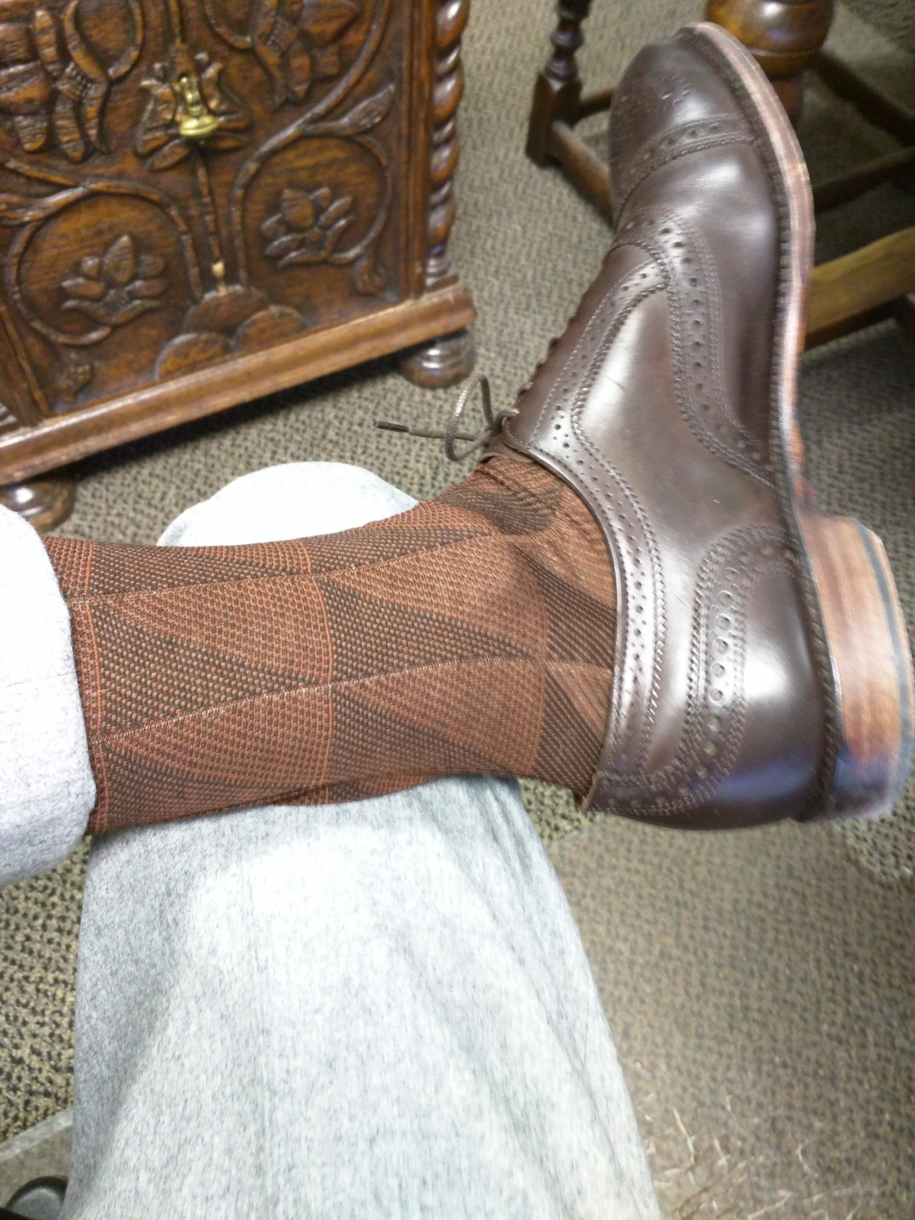 otterhound's photos in Rock Your Socks- show your sock, shoe & pant combos