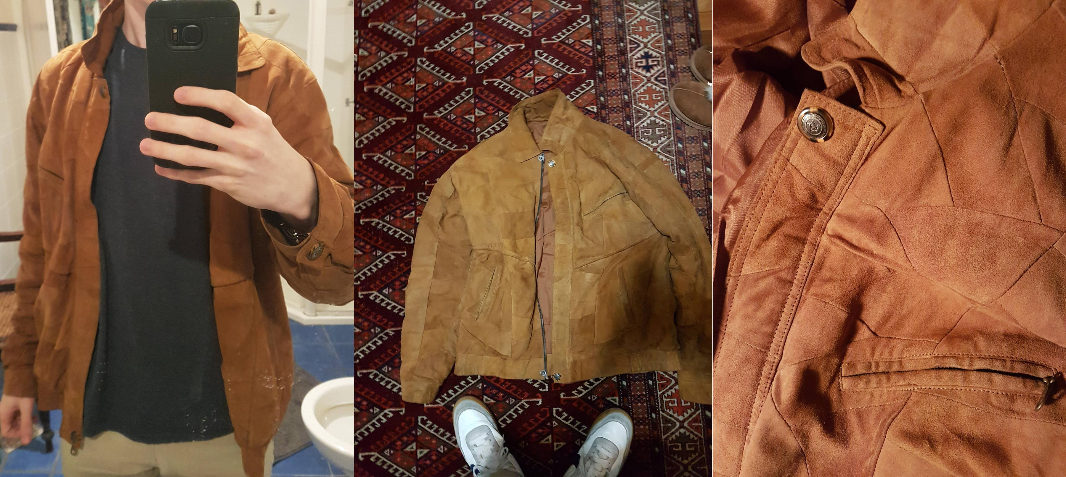 cxeq's photos in Looking for similar suede coat to this