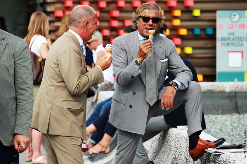 Wes Bourne's photos in Pitti Uomo 90 thread