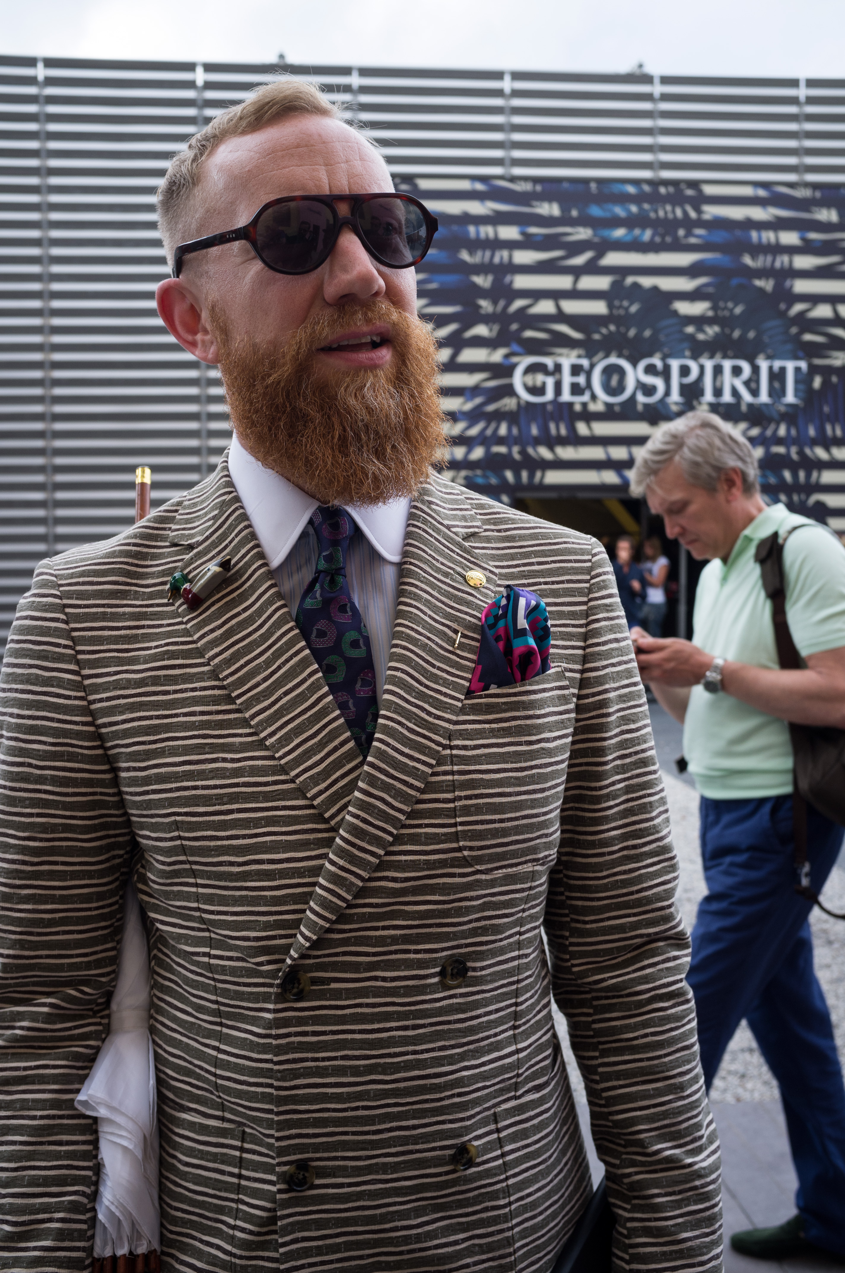LA Guy's photos in Pitti Uomo 90 - Day 1