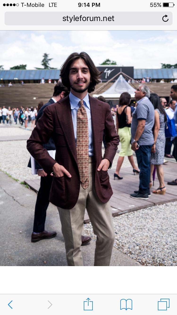 agjiffy's photos in Pitti Uomo 90 - Day 1