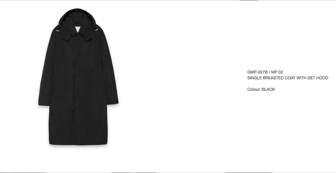 Mackintosh raincoats - bonded cotton vs nylon?