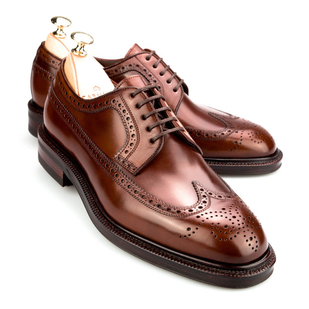 kageboshi's photos in Who makes the best looking Cordovan Long Wing Blucher?