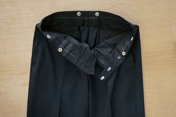 Dolce & Gabbana pants black EU 46 / US 36