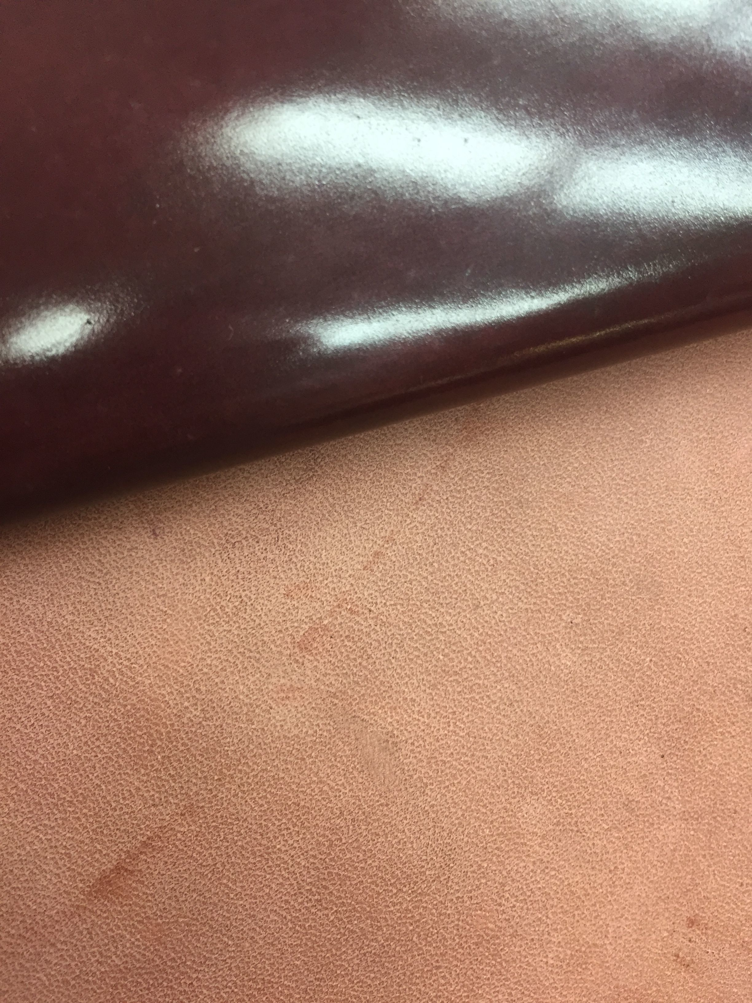 NHorween's photos in Leather wrinkles and its qualities