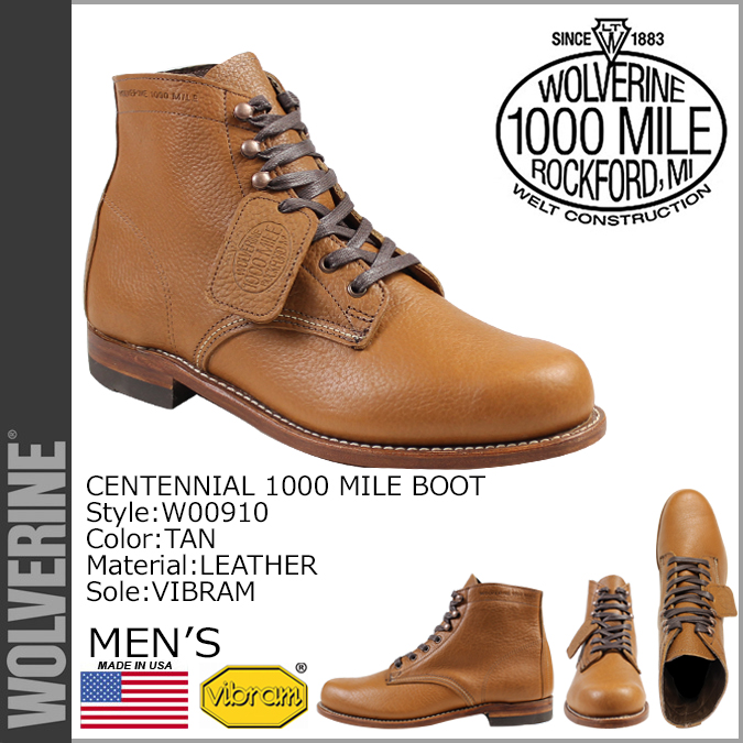 coolarrow's photos in Wolverine 1000 Mile Boot Review