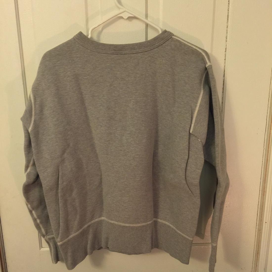 smART's photos in BUZZ RICKSON'S  1930s & '40s Loop-Wheeled, Set-In-Sleeve Sweatshirt, Heather Grey / US L