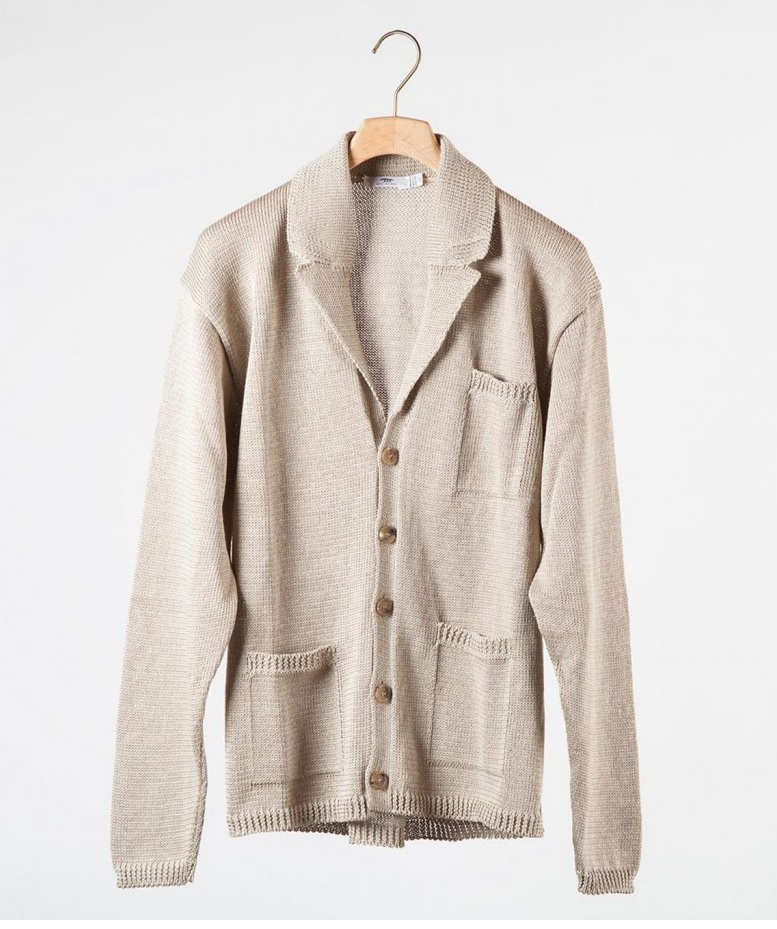 gettoasty's photos in Inis Meain Linen Pub Jacket (Beige) size M