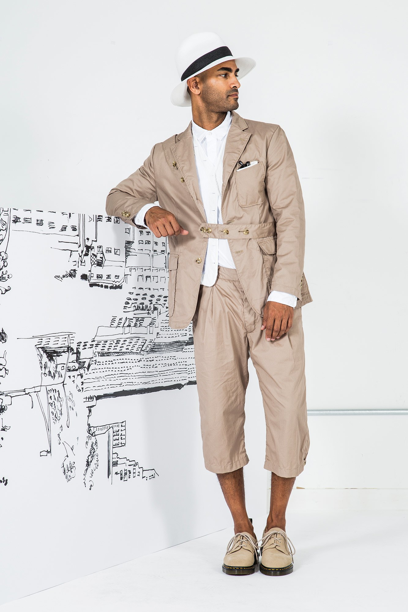 El QUaG's photos in Engineered Garments SS 16