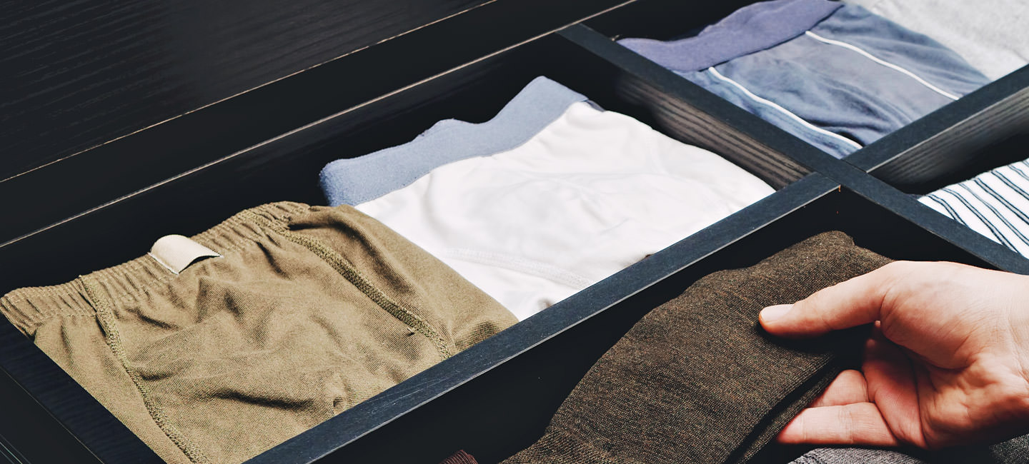 Need help identifying what's inside an ultimate underwear drawer