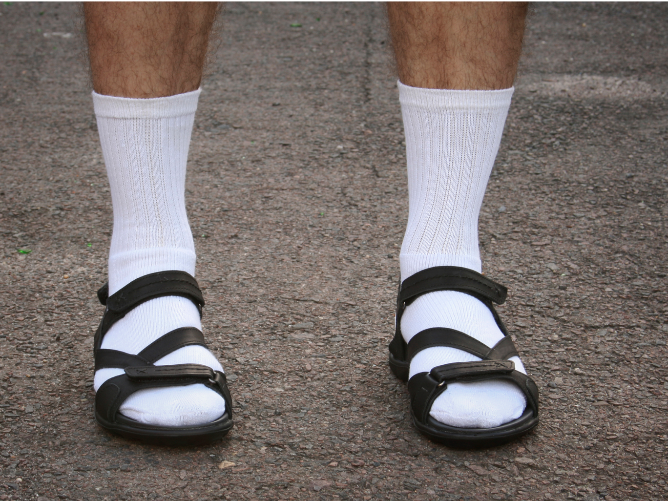 """oscarthewild's photos in """"Socks and sandals: The unlikely hottest new trend in men's fashion"""""""