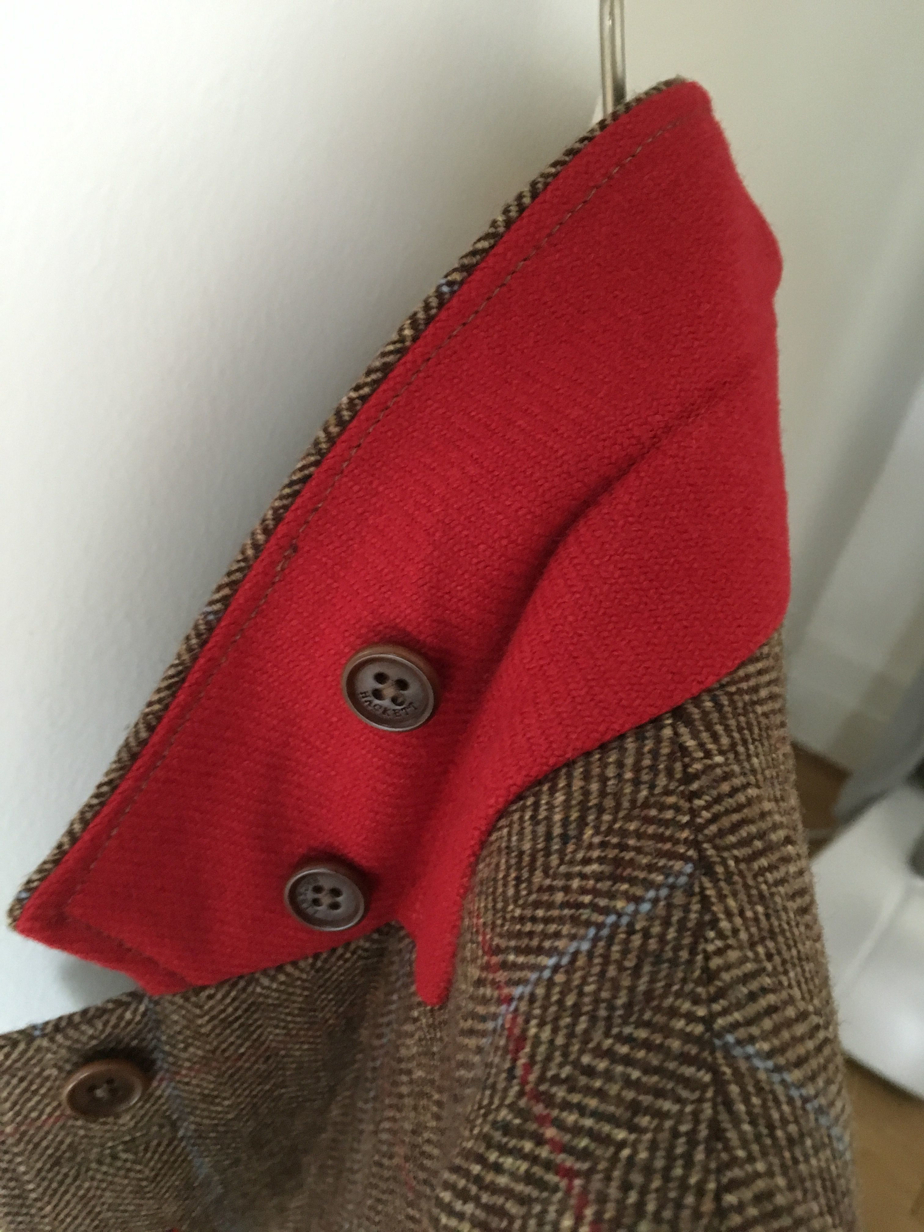Hampton's photos in Hackett tweed blazer sz 36US/46EU (FREE SHIPPING!)