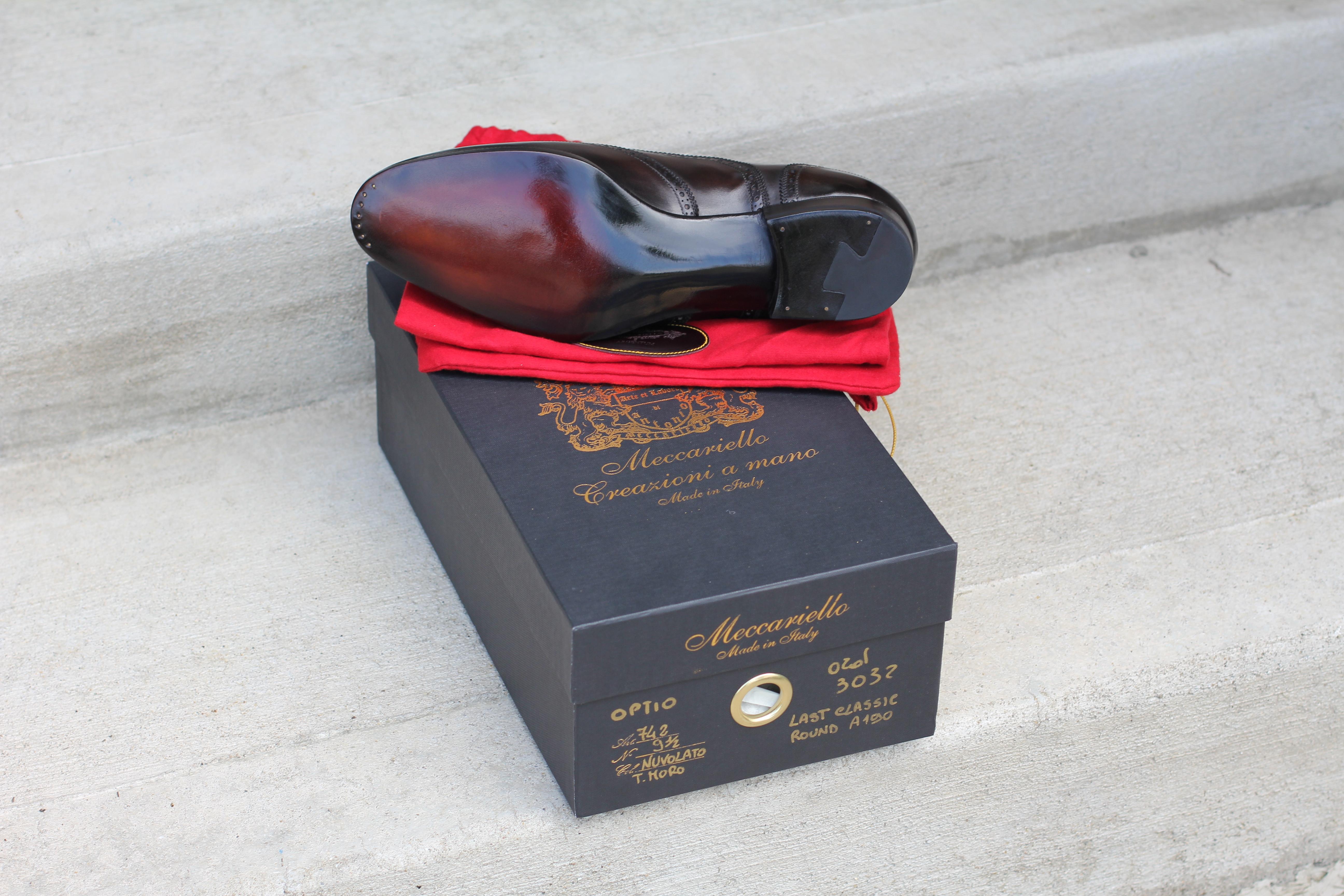 Shouldaville's photos in Antonio Meccariello Shoes