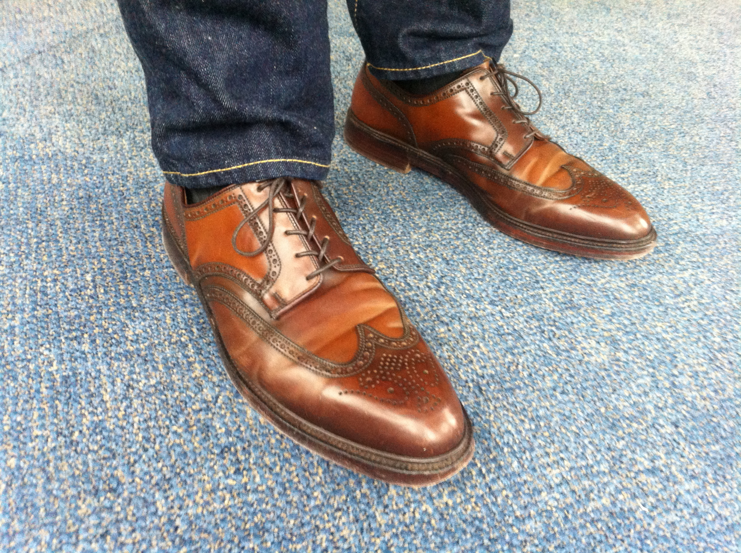 Murlsquirl's photos in Derbies or Oxfords with Jeans