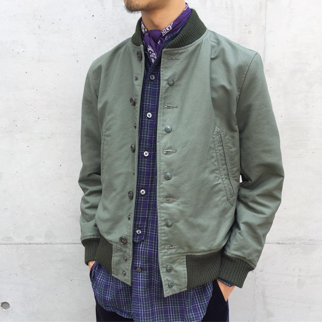 JilSlander's photos in Engineered Garments FW 16