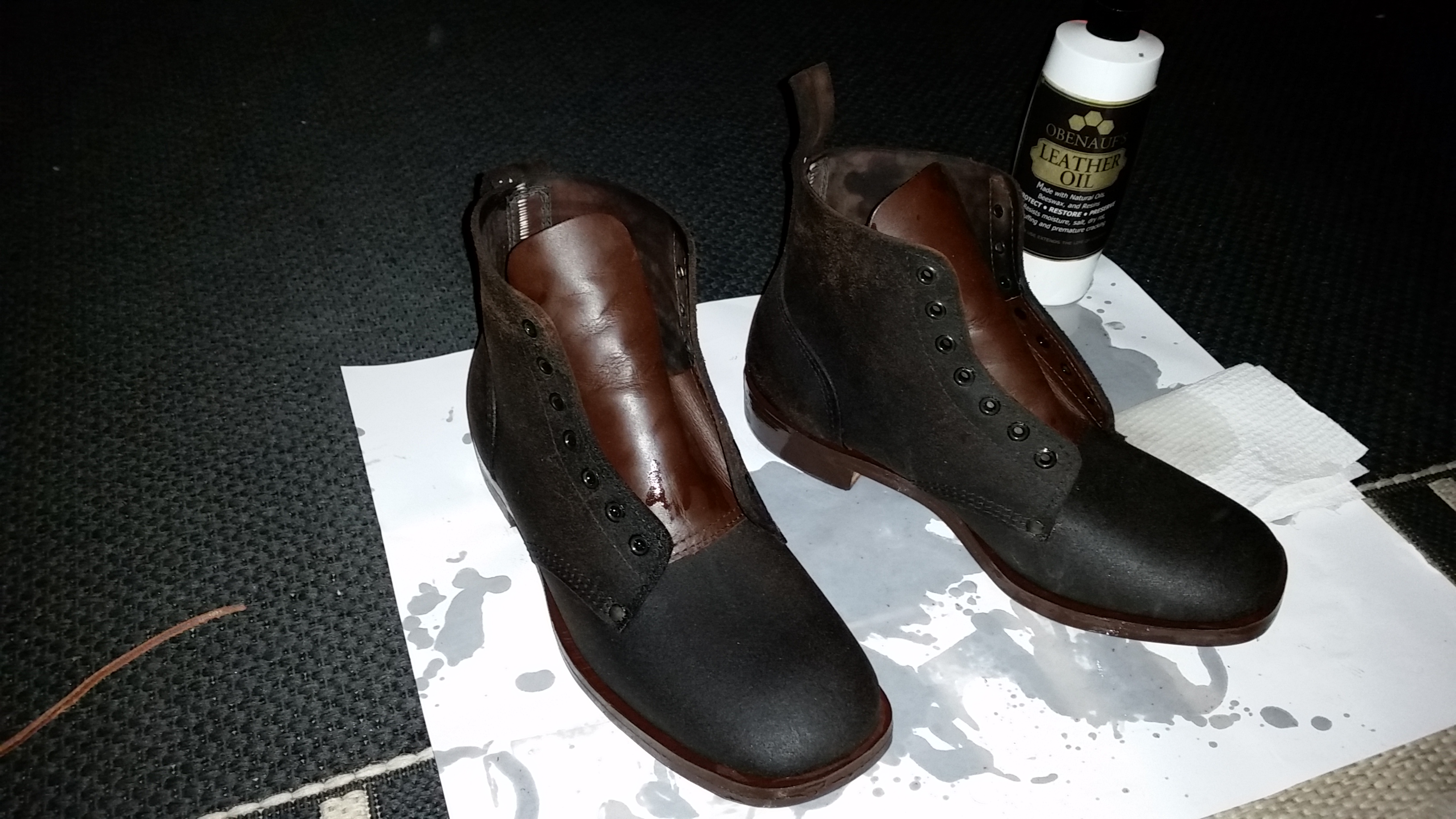 nh10222's photos in William Lennon boots