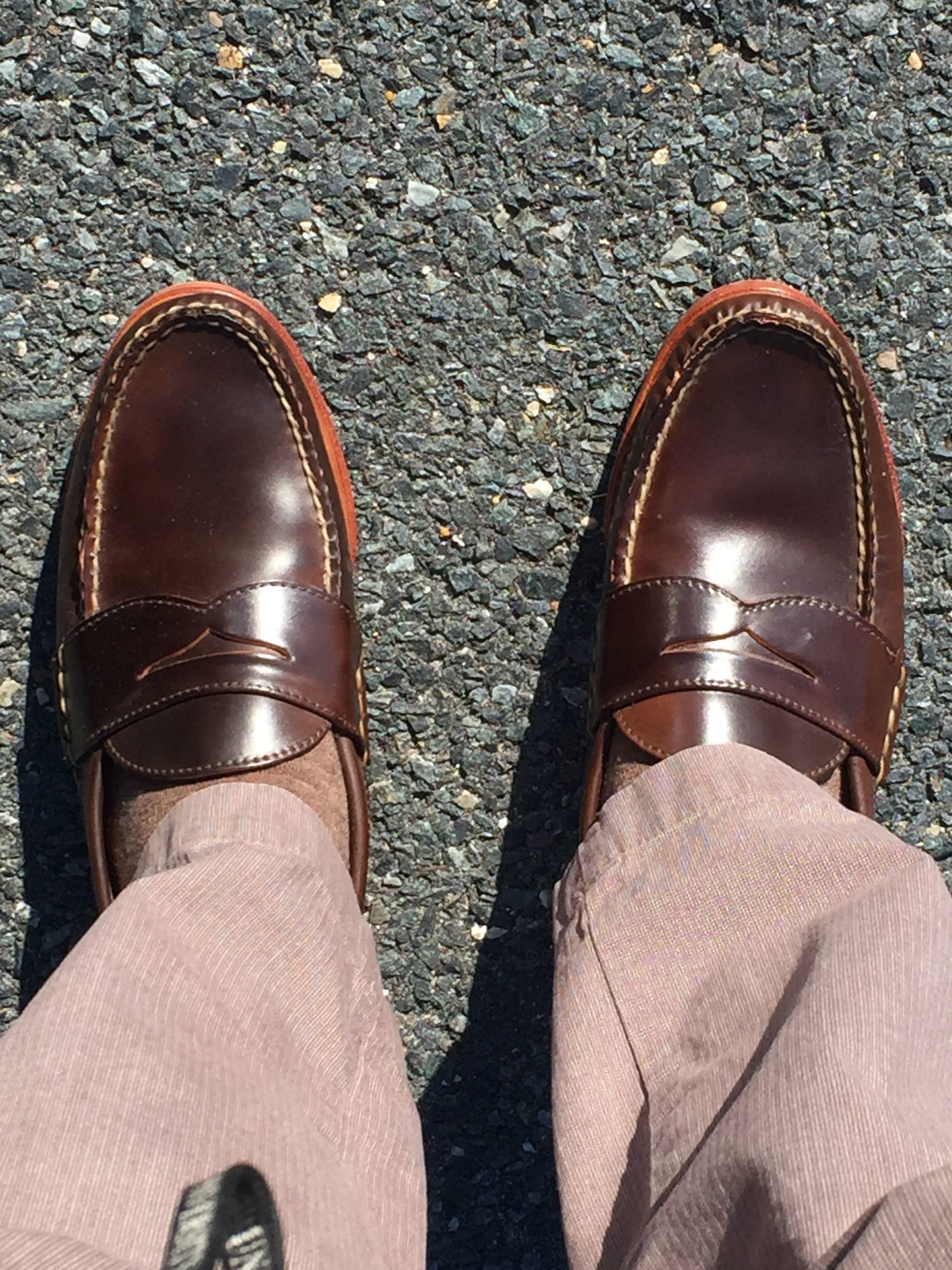 BackInTheJox's photos in RANCOURT & Co. Shoes - Made in Maine