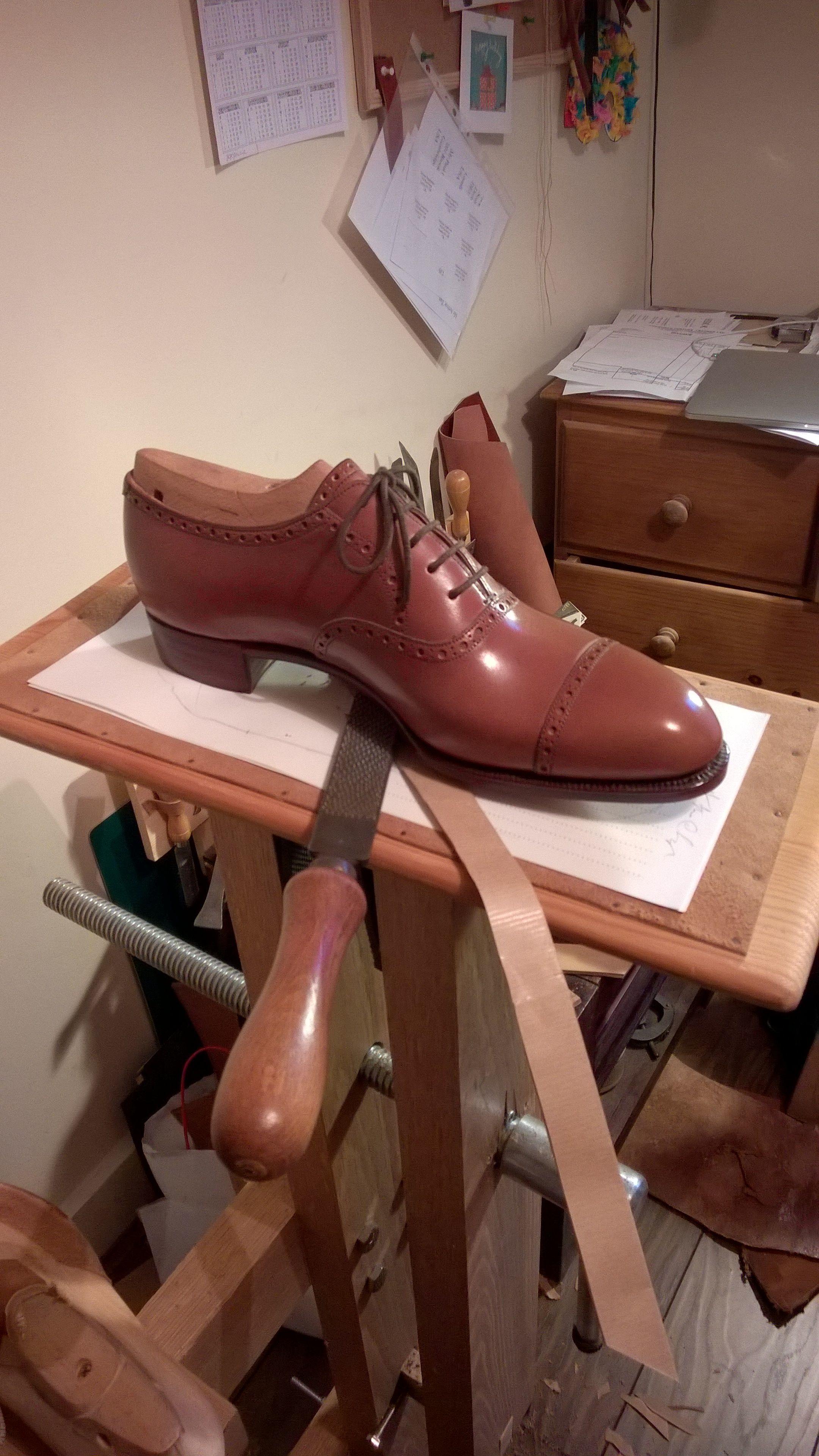 MaChemist's photos in Nicholas Templeman: A Bespoke Shoemaker
