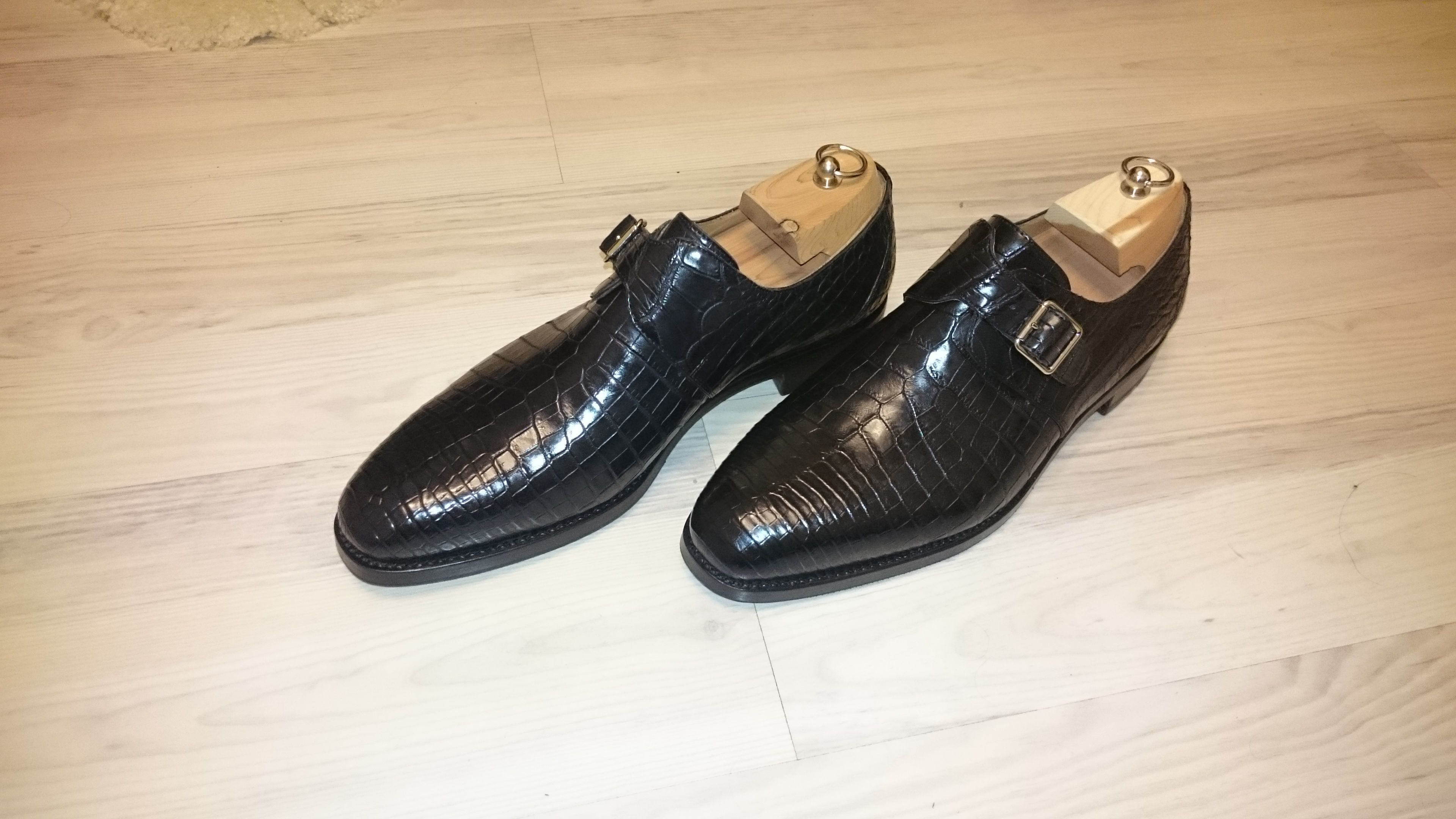 grunberg's photos in Alligator / Crocodile Shoes