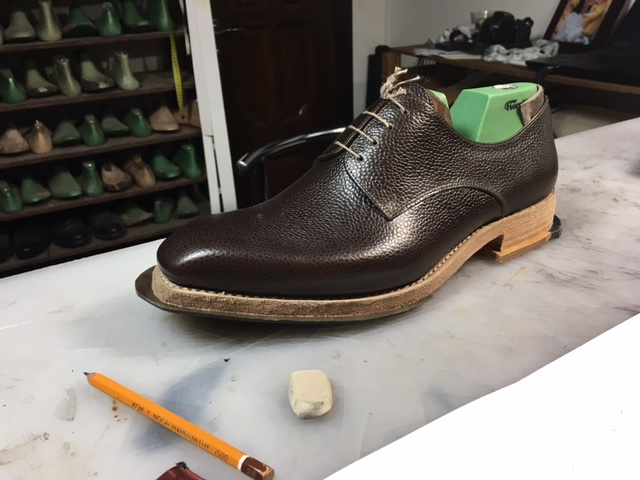 Dembowski's photos in Valentin Frunza - shoe maker