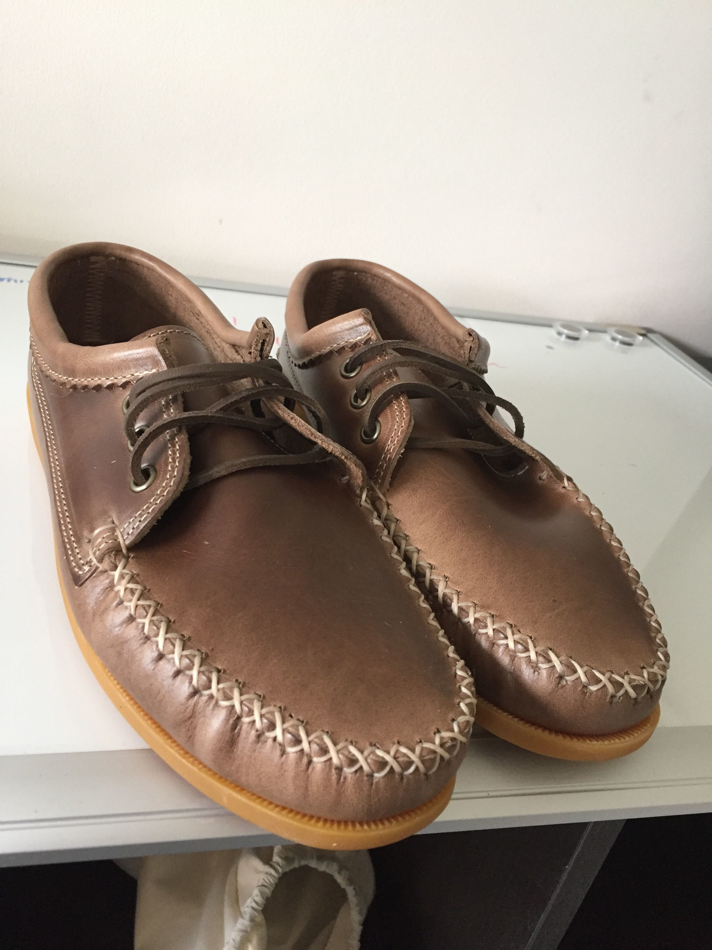 slack tide's photos in Quoddy Boat Shoes MEGATHREAK