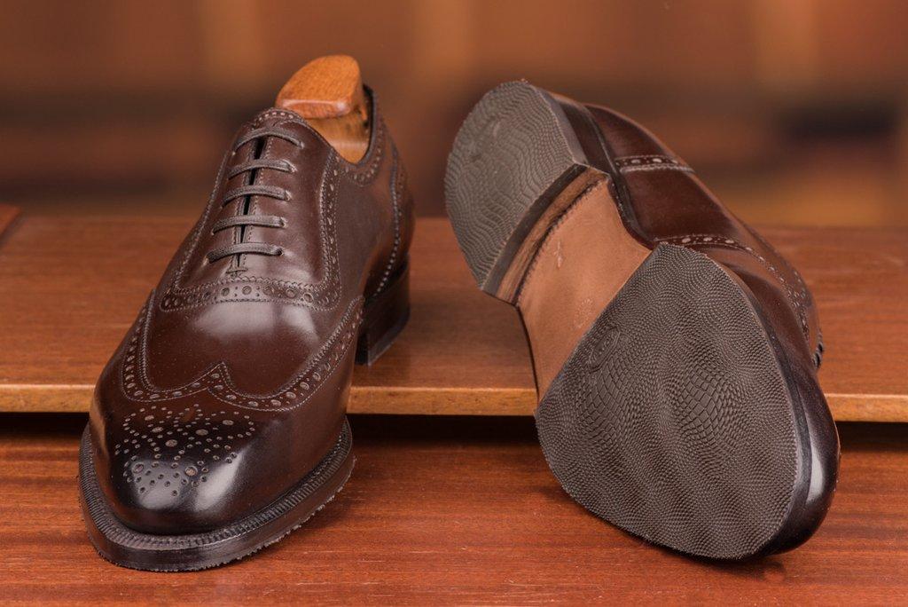 Shawl Lapel's photos in Enzo Bonafe Handmade Shoes.