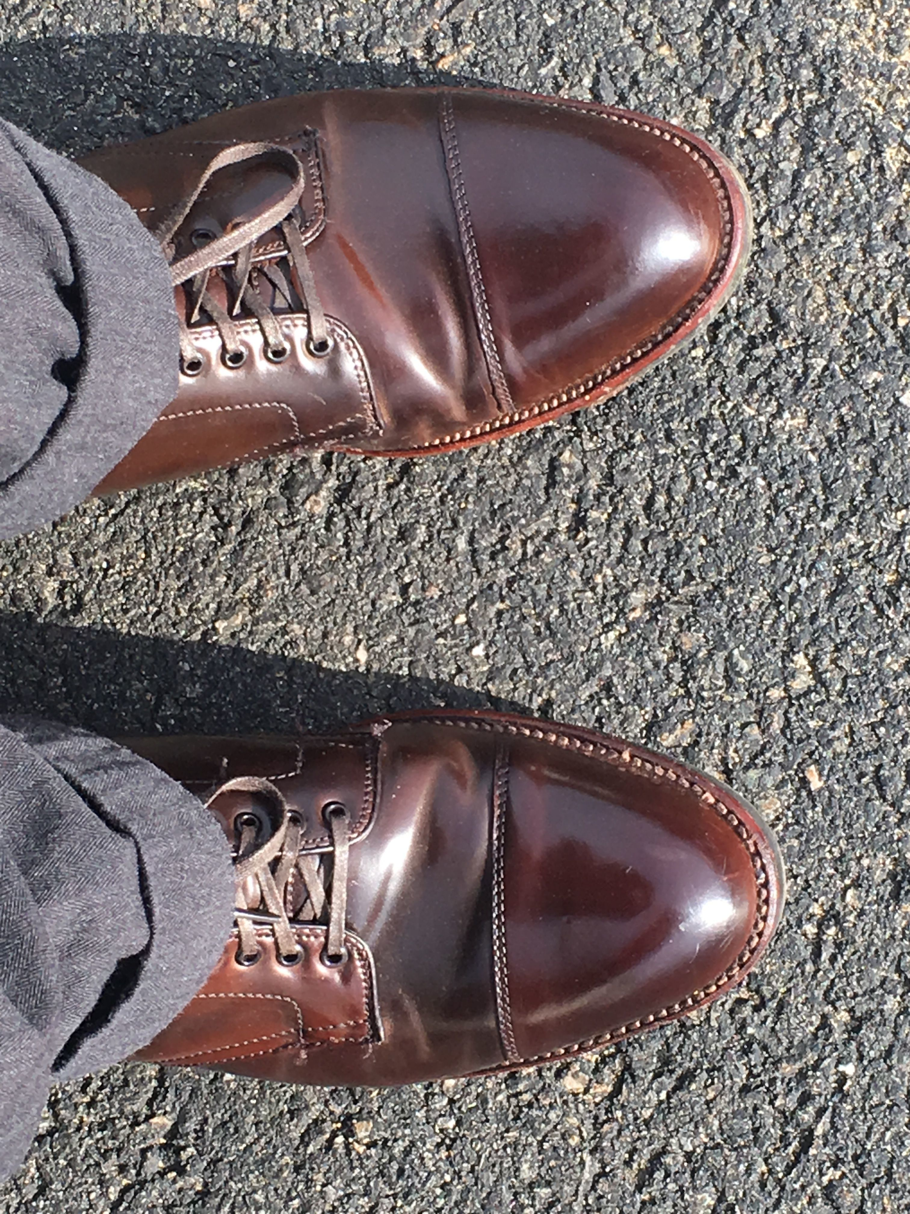 DuckOB's photos in The Official Alden Thread for 2017 - Share Reviews, Sizing, Advice, and Photos.