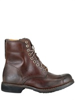 Timberland - WASHED CALF LACE UP BOOTS