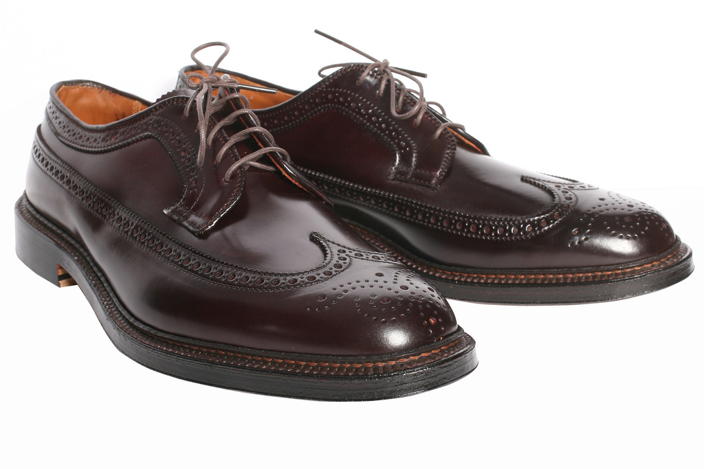 A fantasic long wing blucher that will outlive you
