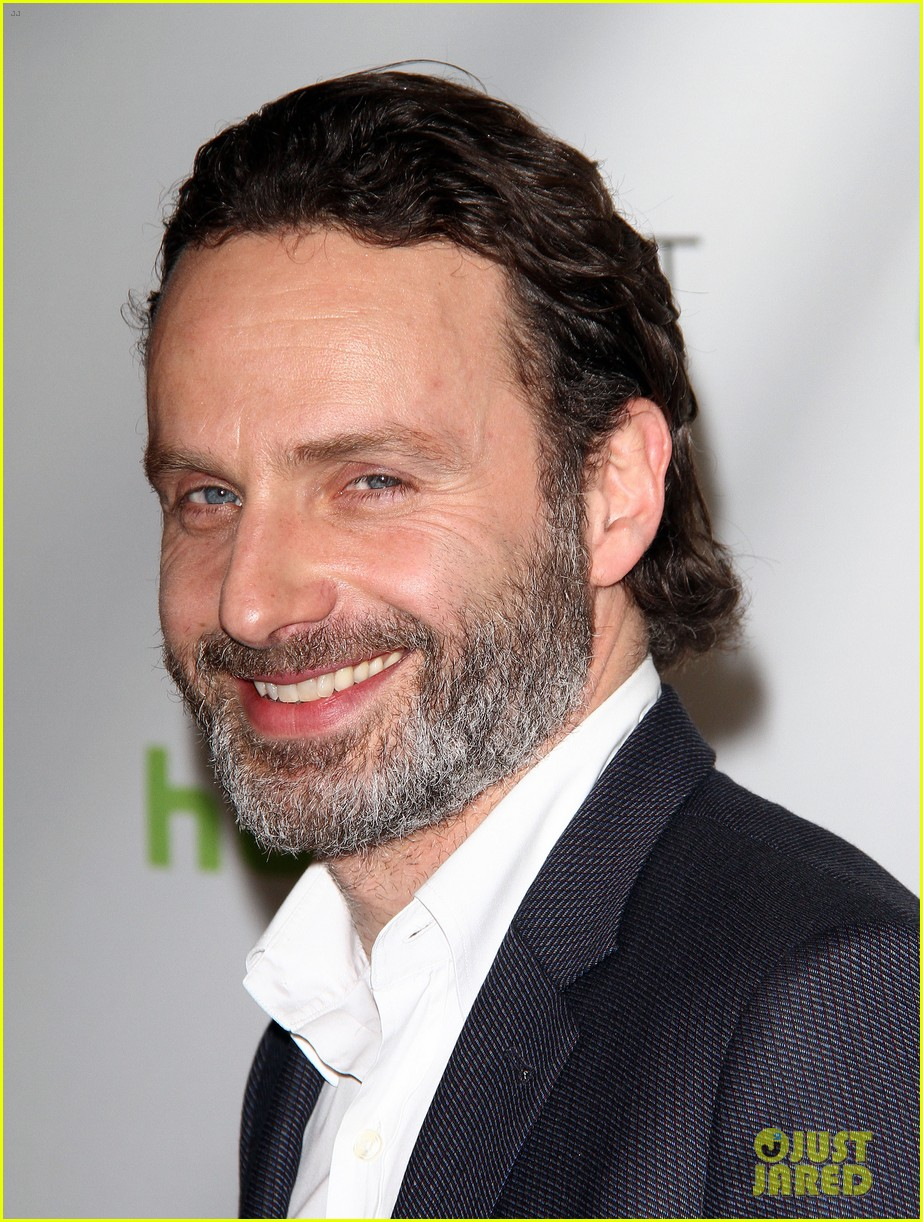 Andrew Lincoln has.