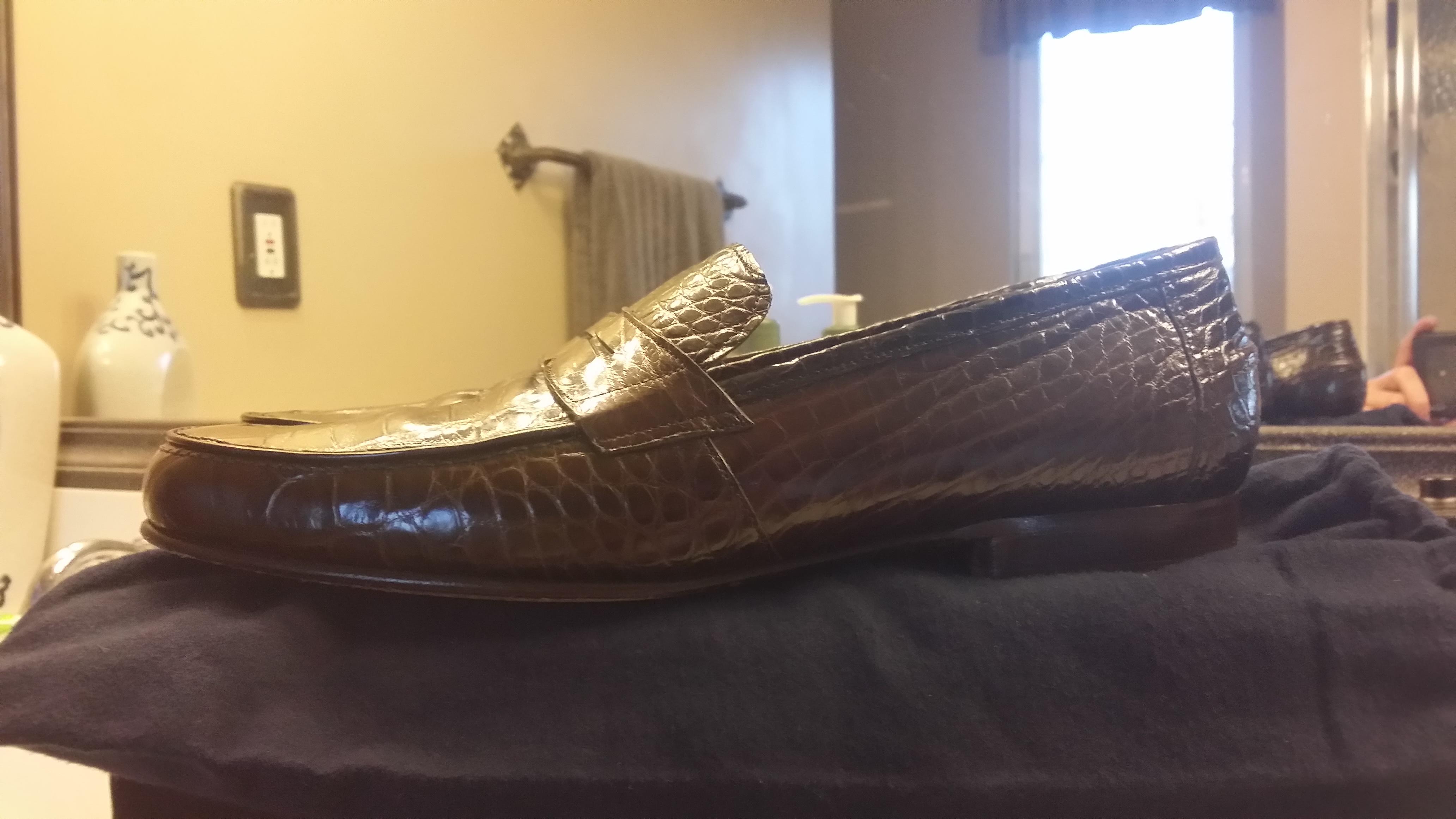 Nismoredlegs's photos in Alligator / Crocodile Shoes
