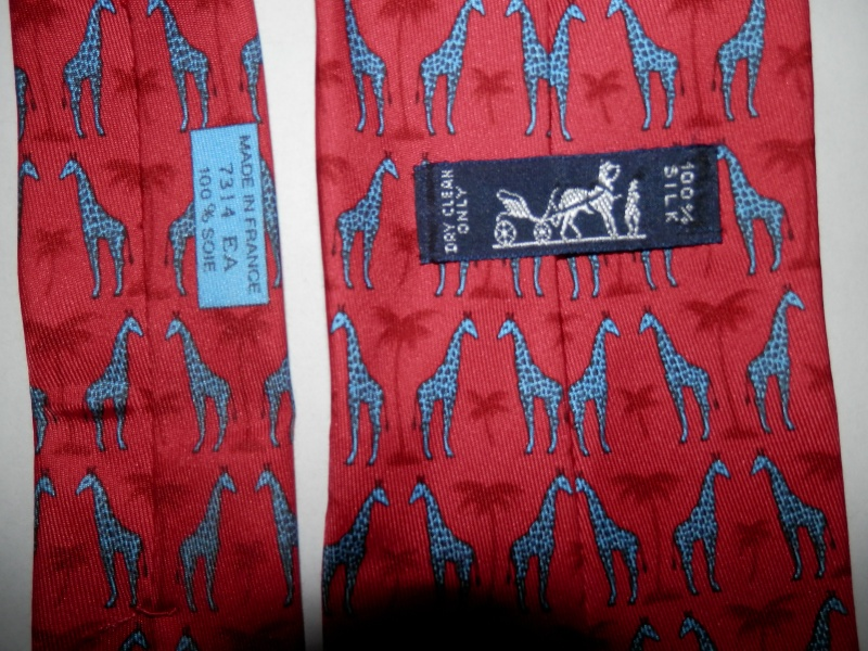 hermes birkin crocodile bag - Is this a fake hermes tie?