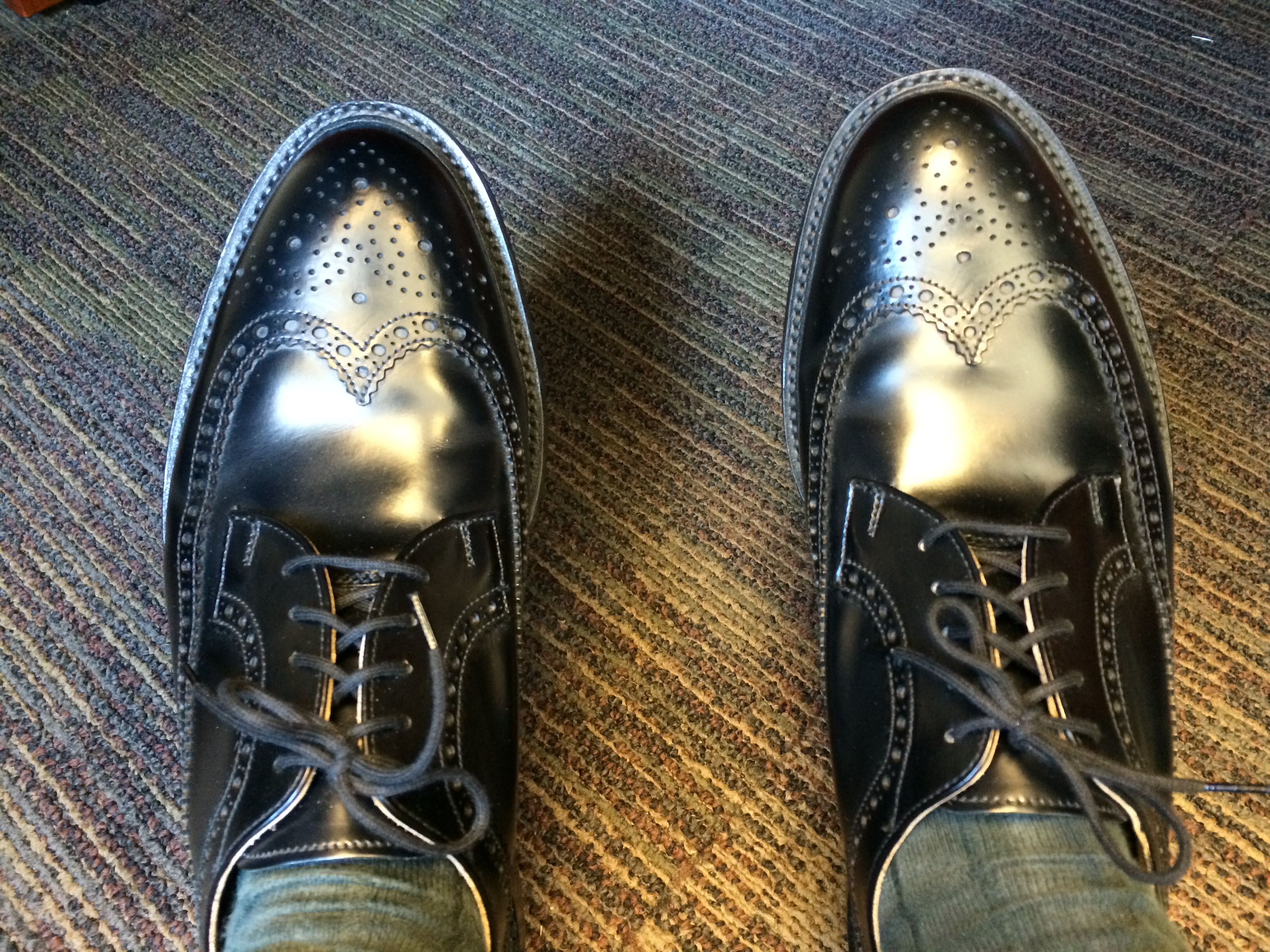 newbiealden's photos in ** Quintessential Crockett & Jones Thread **