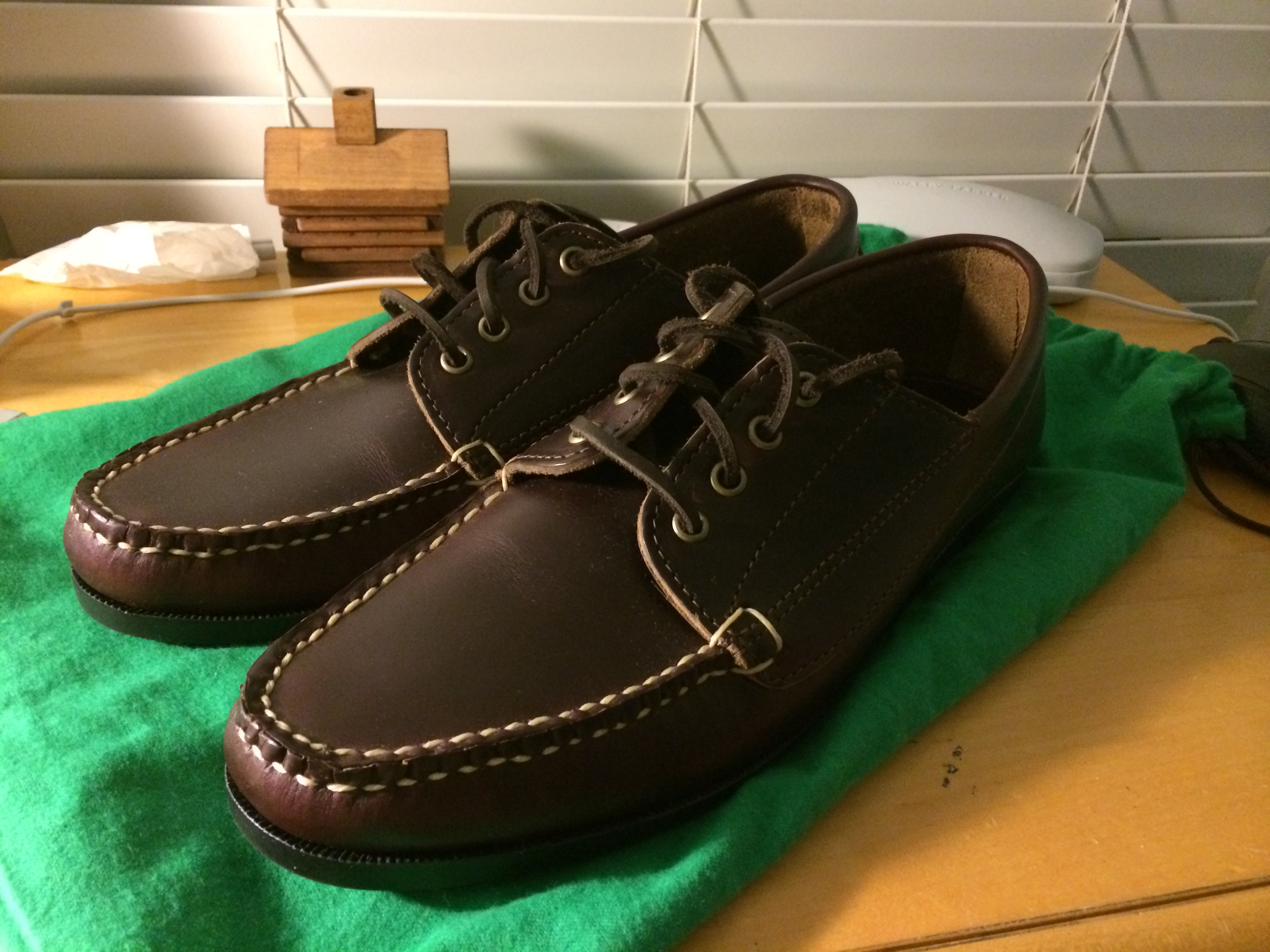 hudsonmogul's photos in RANCOURT & Co. Shoes - Made in Maine