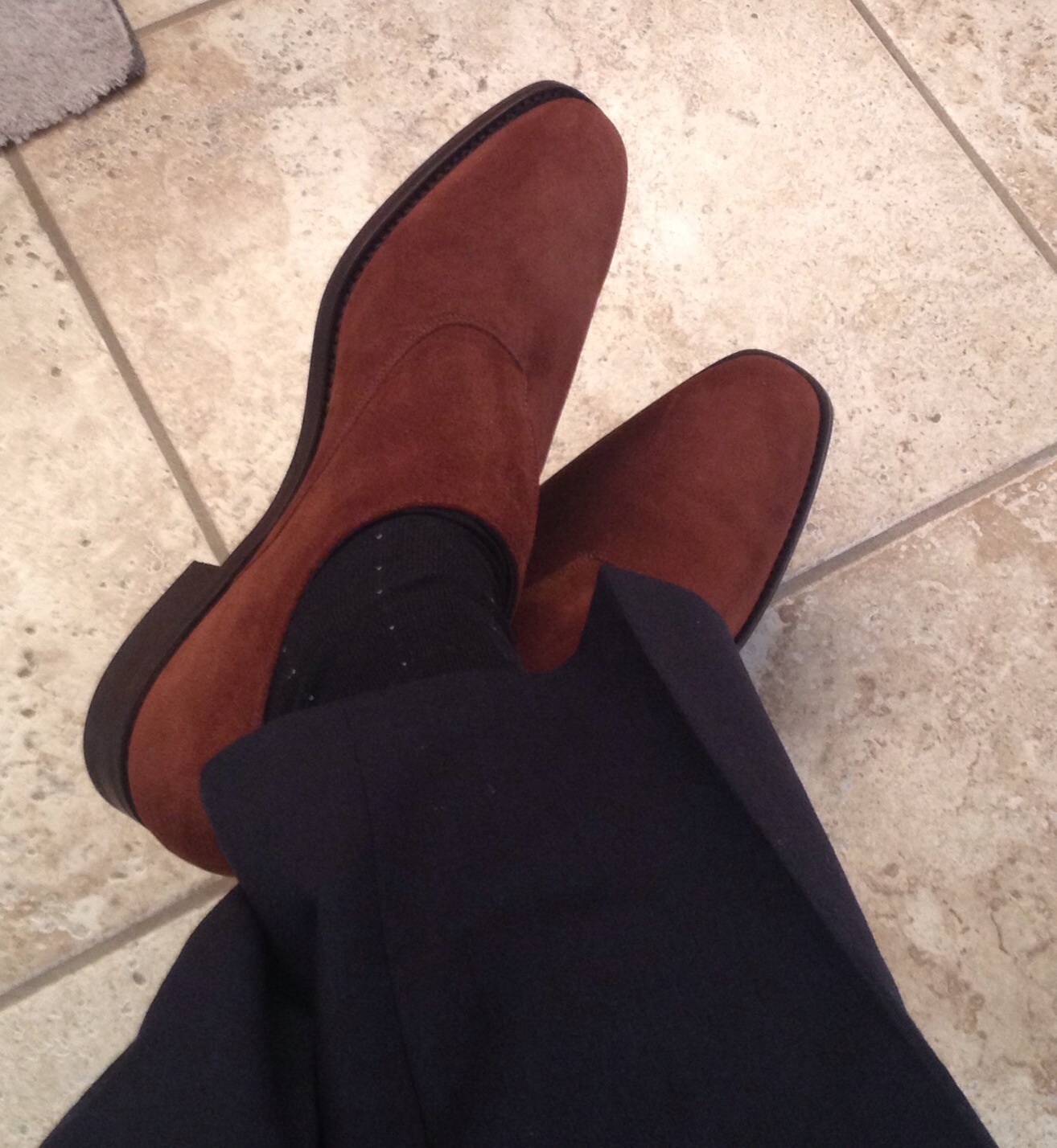 gladhands's photos in suede shoes - post 'em here!